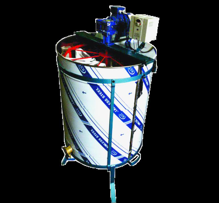دستگاه اکستراکتور برقی 8 قاب نیمه اتوماتیک