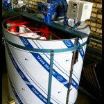 اکستراکتور برقی 8 قاب اتوماتیک
