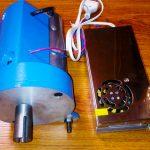 موتور اکستراکتور 12 ولت برقی برای برقی کردن اکستراکتورهای دستی
