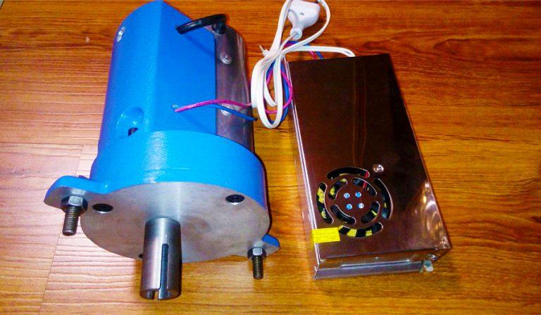موتور اکستراکتور برقی ۱۲ ولت