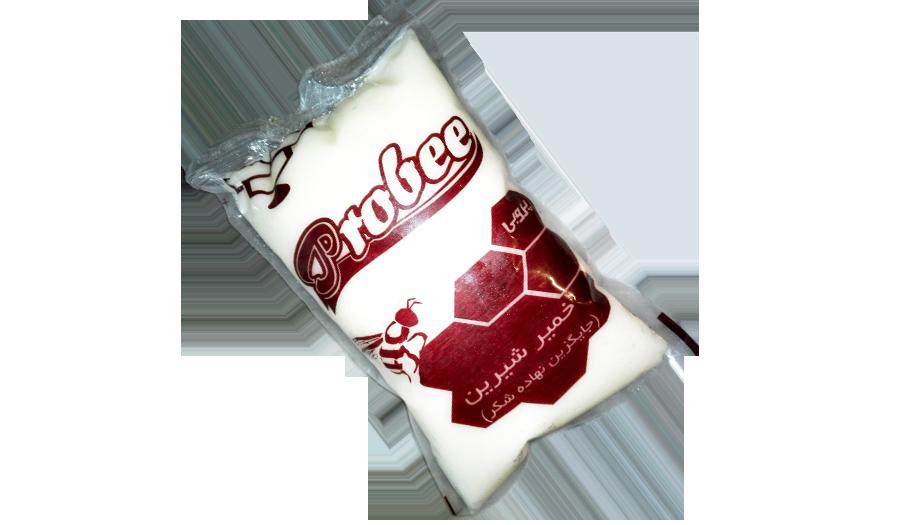 خمیر شیرین پروبی (جایگزین آپی پاستا)