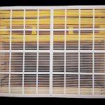 شبکه مانع ملکه زنبور عسل میله ای پلاستیکی آذرپلاستیک