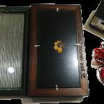 دستگاه زهرگیر زنبور عسل ۳ پنل bee venom