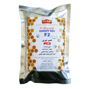 خمیر شیرین گودی بی F2 | خوراک زنبور عسل