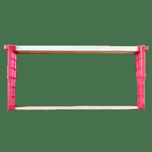 قاب پلاستیکی چوبی زنبورداری