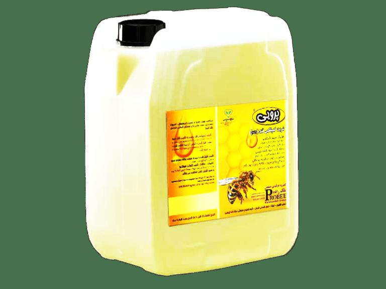 شربت کمپلکس قند SCS مکمل زنبورعسل