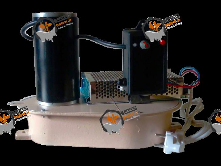 موتور برقی 12 ولت اکستراکتور دستی